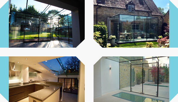 Bespoke Glass Structures